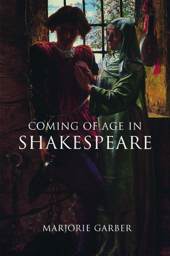 Coming of Age in Shakespeare book cover
