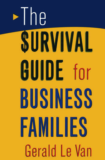 The Survival Guide for Business Families book cover