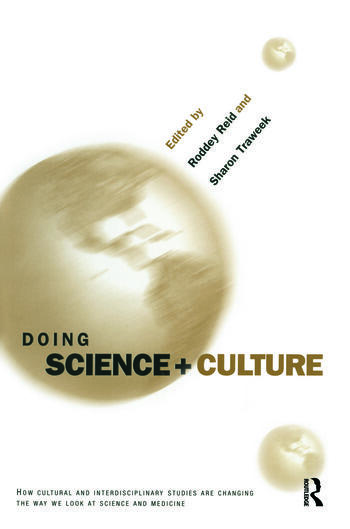 Doing Science + Culture book cover