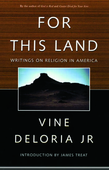 For This Land Writings on Religion in America book cover