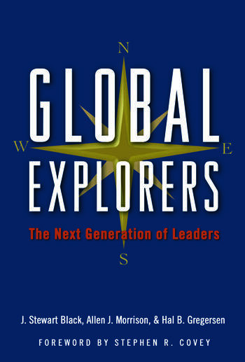 Global Explorers The Next Generation of Leaders book cover