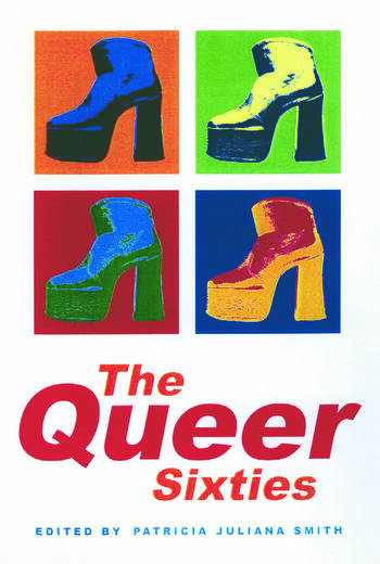 The Queer Sixties book cover