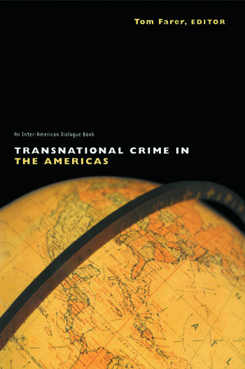 Transnational Crime in the Americas book cover