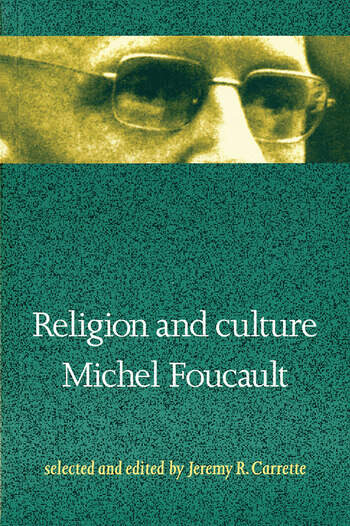 Religion and Culture book cover