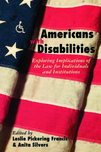 Americans with Disabilities book cover
