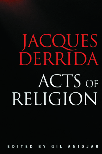 Acts of Religion book cover