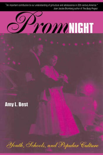 Prom Night Youth, Schools and Popular Culture book cover