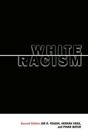 White Racism The Basics book cover