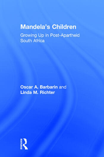 Mandela's Children Growing Up in Post-Apartheid South Africa book cover