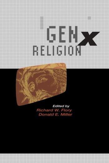 GenX Religion book cover