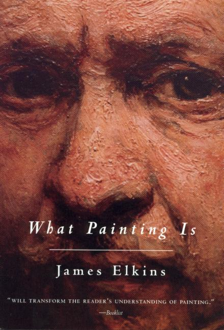 What Painting Is book cover