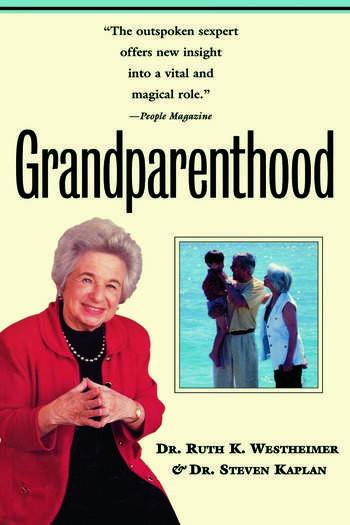 Grandparenthood book cover