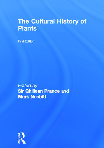 The Cultural History of Plants book cover