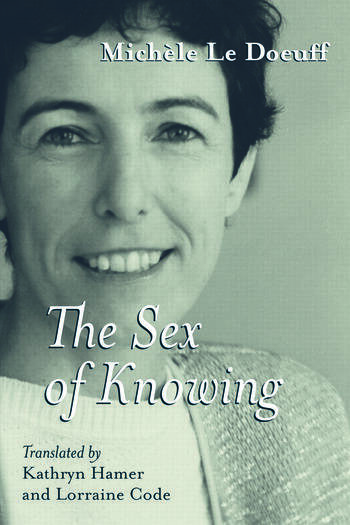 The Sex of Knowing book cover