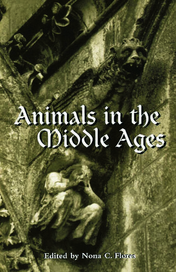 Animals in the Middle Ages book cover