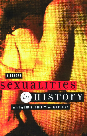 Sexualities in History A Reader book cover