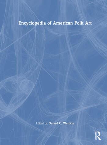 Encyclopedia of American Folk Art book cover