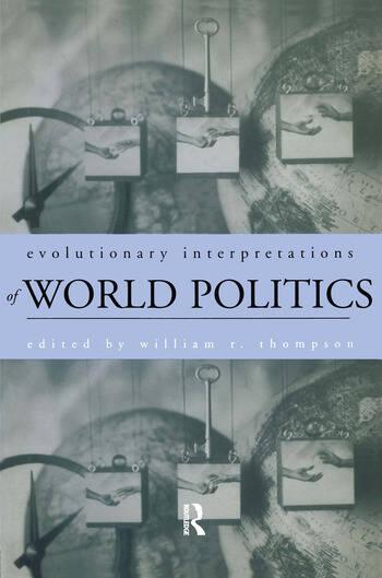 Evolutionary Interpretations of World Politics book cover