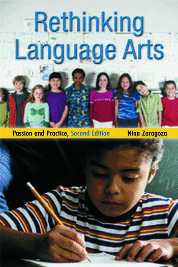 Rethinking Language Arts Passion and Practice book cover