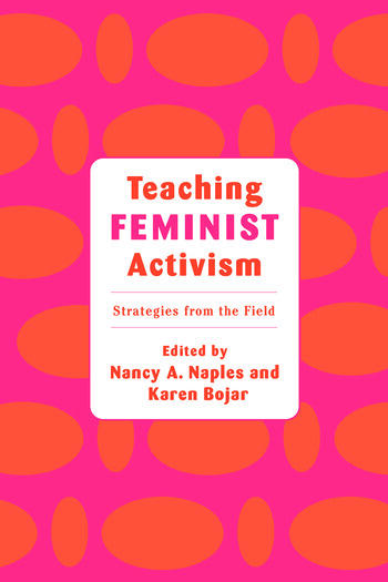 Teaching Feminist Activism Strategies from the Field book cover