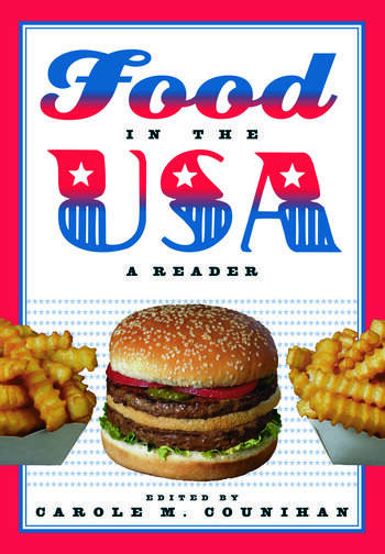 Food in the USA A Reader book cover
