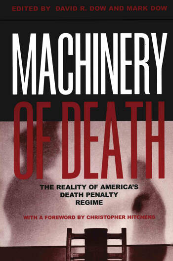 Machinery of Death The Reality of America's Death Penalty Regime book cover
