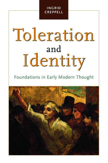 Toleration and Identity Foundations in Early Modern Thought book cover