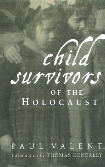 Child Survivors of the Holocaust book cover
