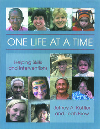 One Life at a Time Helping Skills and Interventions book cover