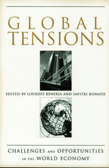 Global Tensions Challenges and Opportunities in the World Economy book cover