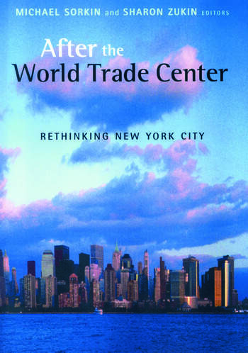 After the World Trade Center Rethinking New York City book cover