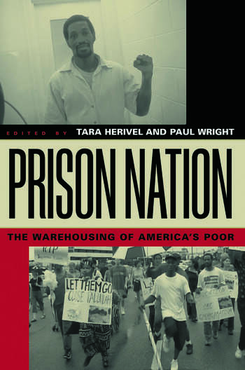 Prison Nation The Warehousing of America's Poor book cover