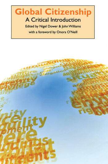Global Citizenship A Critical Introduction book cover
