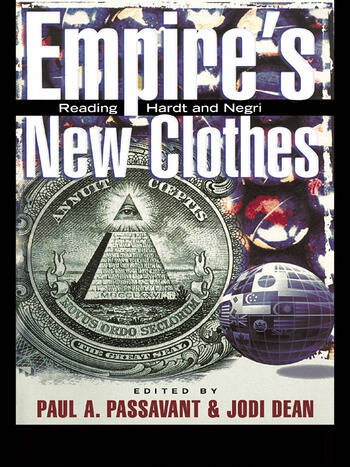Empire's New Clothes Reading Hardt and Negri book cover
