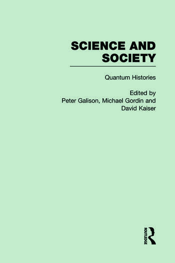 Quantum Mechanics Science and Society book cover