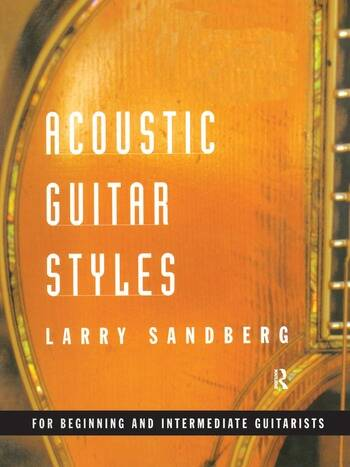 Acoustic Guitar Styles book cover