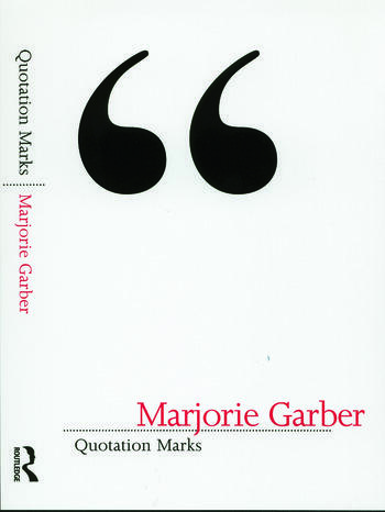 Quotation Marks book cover