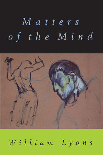 Matters of the Mind book cover