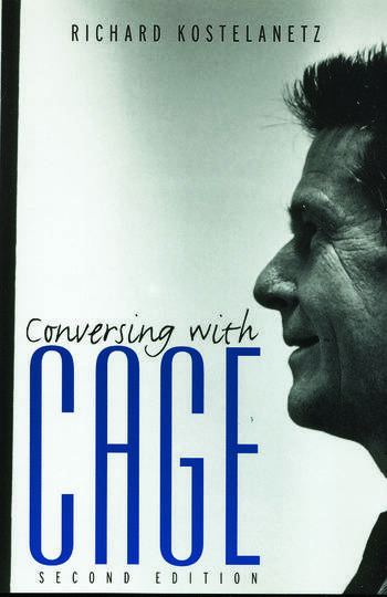 Conversing with Cage book cover