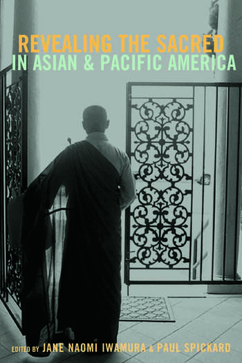 Revealing the Sacred in Asian and Pacific America book cover
