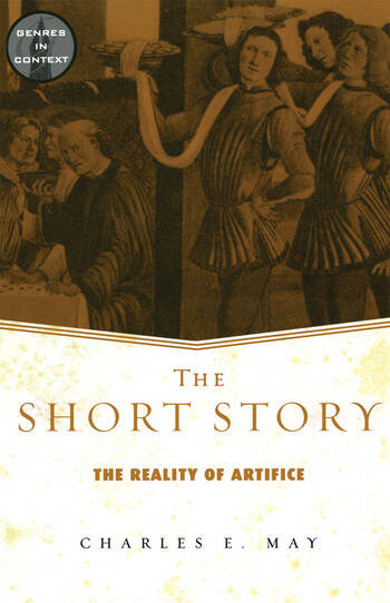 The Short Story The Reality of Artifice book cover