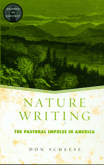 Nature Writing book cover