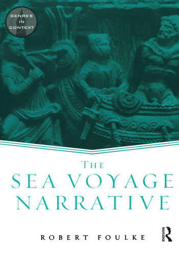 The Sea Voyage Narrative book cover