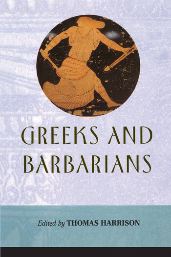 Greeks and Barbarians book cover