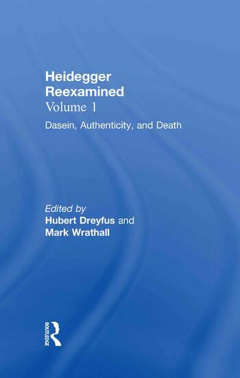 Phenomenology, Dasein, and Truth Heidegger Reexamined book cover