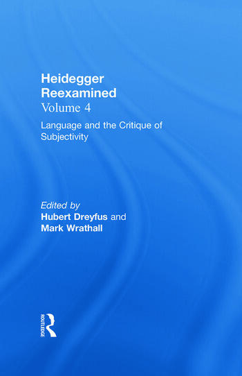 Heidegger and Contemporary Philosophy Heidegger Reexamined book cover
