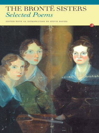 The Bronte Sisters Selected Poems book cover
