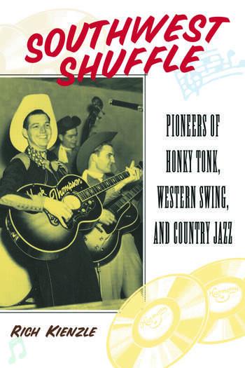 Southwest Shuffle book cover