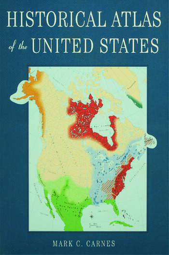 Historical Atlas of the United States book cover