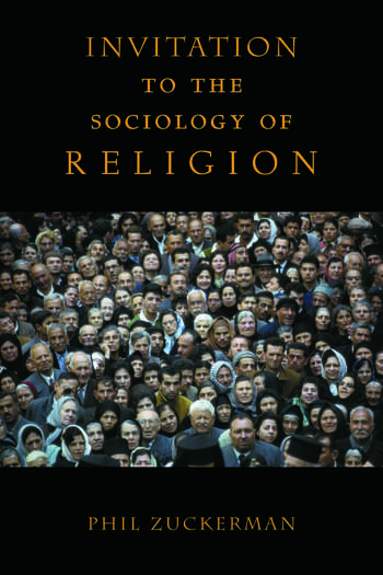 Invitation to the Sociology of Religion book cover